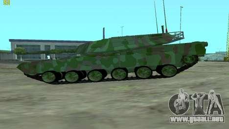 Ejército de los estados unidos Tanque Rhino para GTA San Andreas