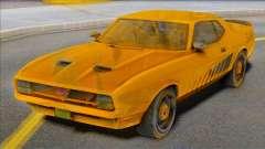 GTA V-style Vapid Ellie GT 500