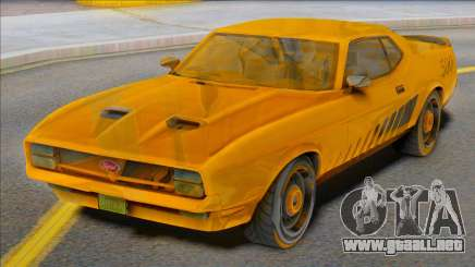GTA V-style Vapid Ellie GT 500 para GTA San Andreas
