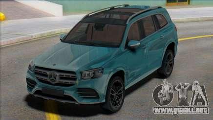 Mercedes-Benz GLS 2020 para GTA San Andreas