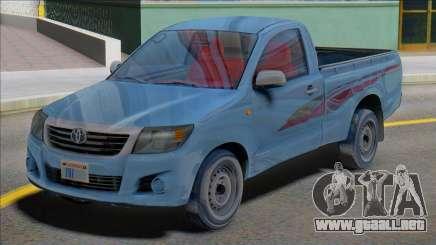 Toyota Hilux 2014 MY para GTA San Andreas