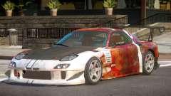 Mazda RX7 CPS PJ7 para GTA 4
