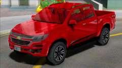 Chevrolet S10 2016 - 2017 para GTA San Andreas