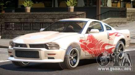 Road King from FlatOut 2 para GTA 4