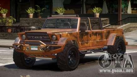 Canis Kamacho L10 para GTA 4