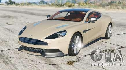 Aston Martin Vanquish 2012 para GTA 5