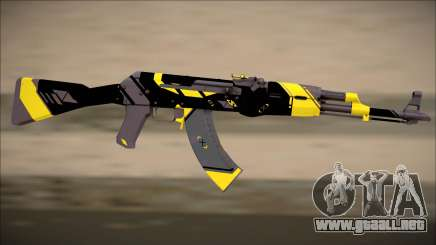 PROJECT ASIIMOV II (yellow) para GTA San Andreas