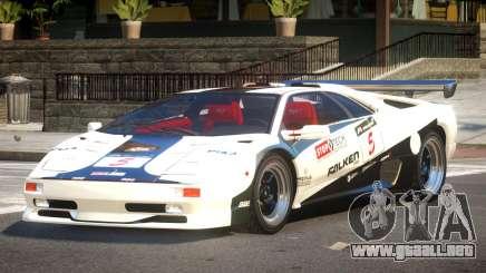 Lamborghini Diablo Super Veloce L8 para GTA 4