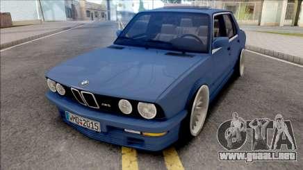 BMW M5 E28 Stance para GTA San Andreas