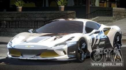 Ferrari F8 Tributo BS L7 para GTA 4