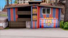 FC Barcelona House of Fans para GTA San Andreas