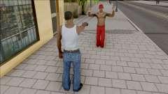 Mugging Mod v3 para GTA San Andreas