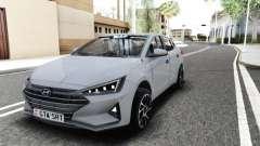 2019 Hyundai Elantra Exclusivo