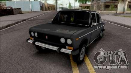 Vaz 2106 Estilo ReaL para GTA San Andreas