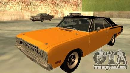 Dodge Charger RT 1971 Brasileño para GTA San Andreas