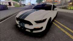 Ford Mustang Shelby GT350R (SA Lights)