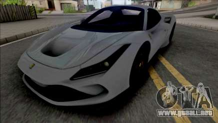 Ferrari F8 Spider 2021 para GTA San Andreas