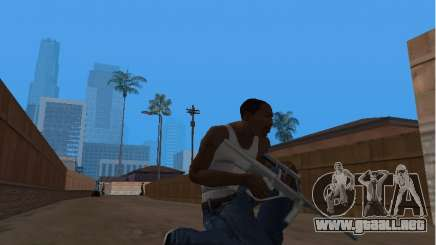 Steyr Aug GTA VC Beta Fixed para GTA San Andreas