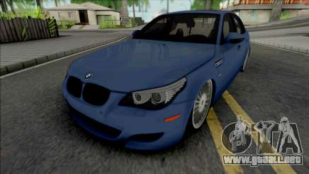 BMW M5 E60 Competition para GTA San Andreas