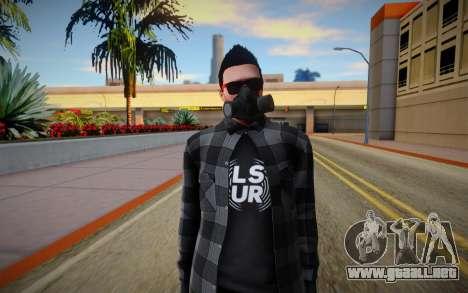 Random Skin para GTA San Andreas