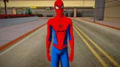 Spider-Man Vintage Suit PS4 para GTA San Andreas
