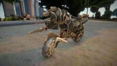 Master Cycle Zero para GTA San Andreas