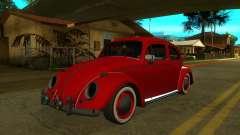 Volkswagen Beetle 1966 (IVF, VEHFUNCS, ADB)