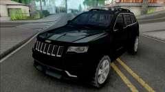Jeep Grand Cherokee SRT 2014 Improved