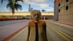 Gang Skin Manhunt para GTA San Andreas