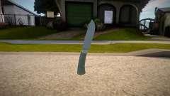 Bars A 2607 Knife