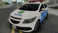 Chevrolet Onix PMGO para GTA San Andreas