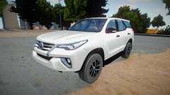 Toyota Hilux SW4 2017 para GTA San Andreas
