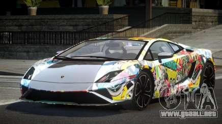Lamborghini Gallardo BS Custom L8 para GTA 4