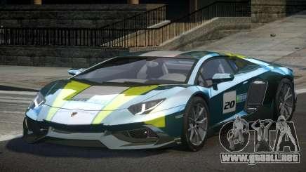 Lamborghini Aventador Qz7 L6 para GTA 4