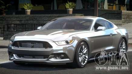Ford Mustang GT U-Style para GTA 4