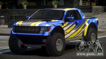 Ford F150 SP Off Road L5 para GTA 4