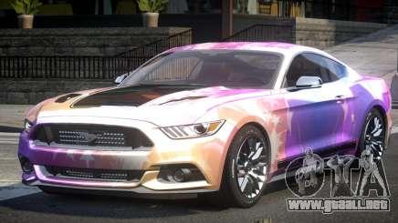 Ford Mustang GT U-Style L6 para GTA 4