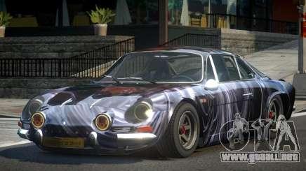 Renault Alpine A110 L8 para GTA 4