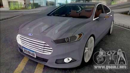 Ford Fusion Titanium 2015 para GTA San Andreas