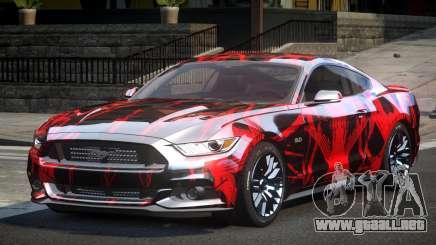 Ford Mustang GT U-Style L2 para GTA 4