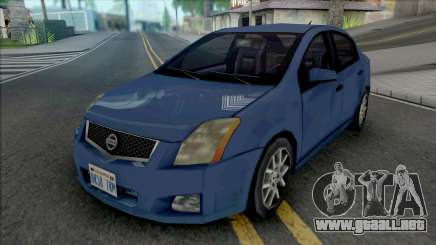 Nissan Sentra 2009 Improved v2 para GTA San Andreas