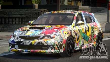 Subaru Impreza GS Urban L2 para GTA 4