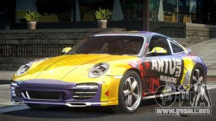 Porsche 911 GST-C PJ1 para GTA 4