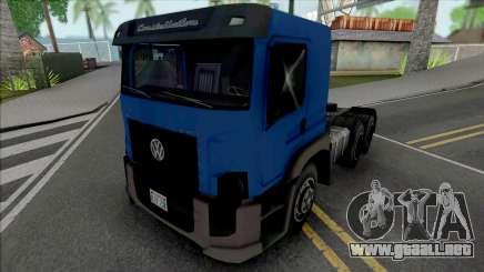 Volkswagen Constellation 24.280 Cavalo Mecanico para GTA San Andreas