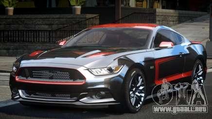 Ford Mustang GT U-Style L1 para GTA 4