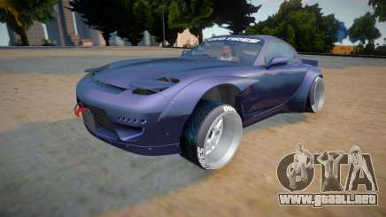 Mazda RX-7 Toyo Tires para GTA San Andreas