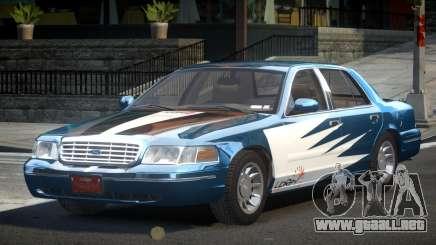 Ford Crown Victoria 90S L6 para GTA 4