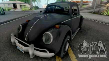 Volkswagen Fusca 1970 para GTA San Andreas