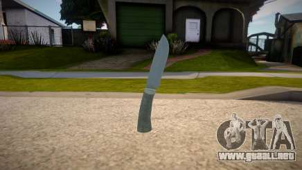 Bars A 2607 Knife para GTA San Andreas