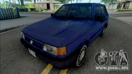 Fiat Premio 1995 Improved para GTA San Andreas